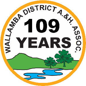 Wallamba District Agricultural & Horticultural Assoc Inc - 109 Years